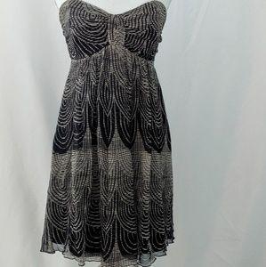 Express NWT Strapless dress